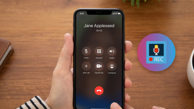How to Record a Call on iOS without Knowing Someone?