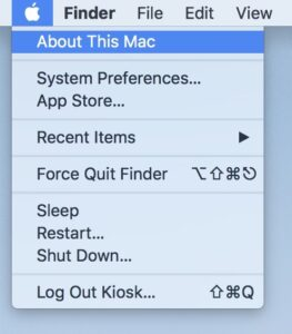 Confirm the Status of Safe Mode for Mac