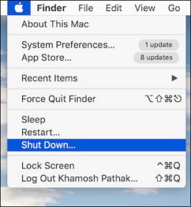 How to Start a Mac in Safe Mode