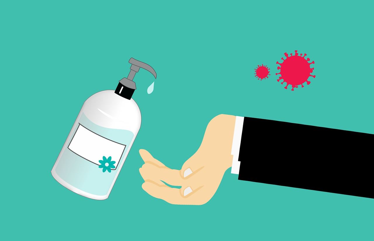 THE WAVE OF SANITIZING STARTUPS