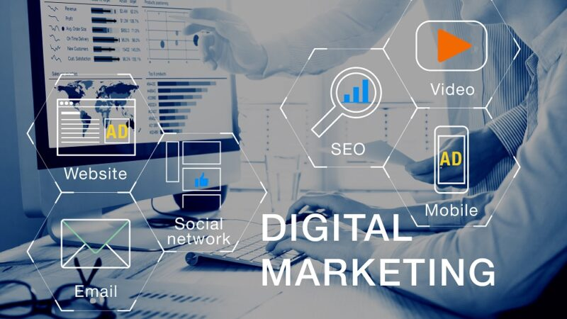 Wat is SEO & Digital marketing ?
