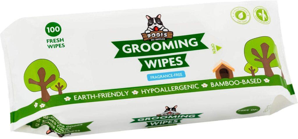 Pogi's Grooming Wipes: