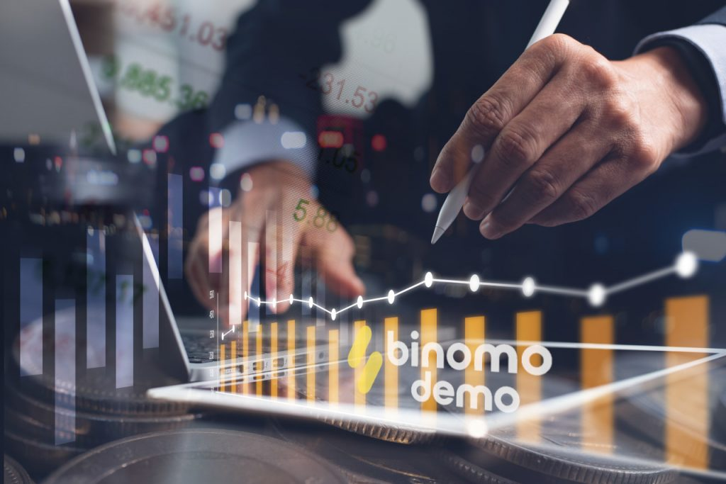 How to Use the Colour Candle Strategy with the Martingale System on Binomo