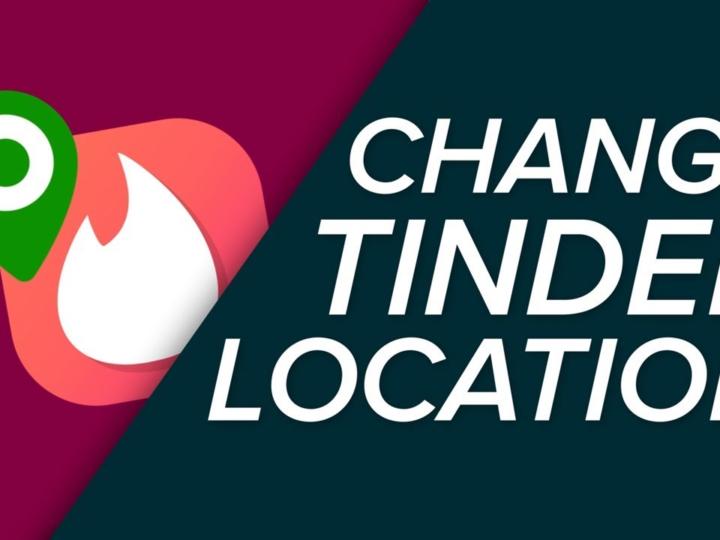 Change Location on Tinder App