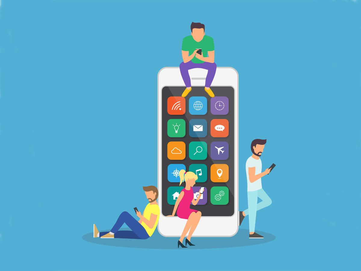 The Rise Of Mobile Apps – Trends And Future Predictions