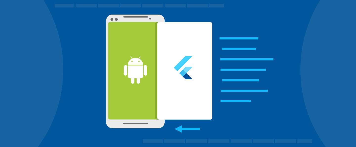 How to convert your existing Android & iOS apps to Flutter?