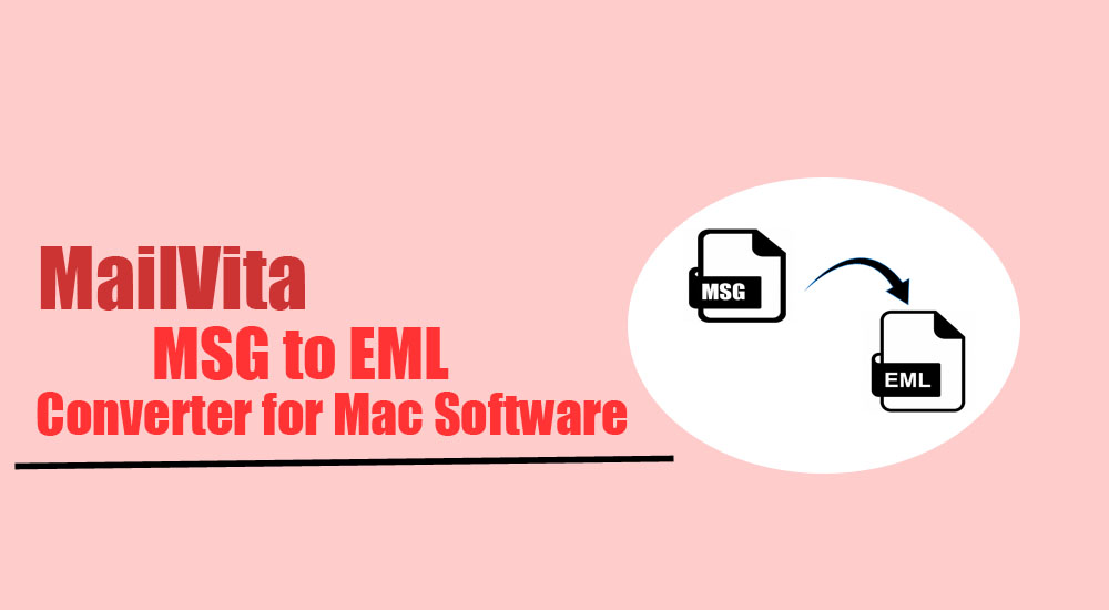 How to bulk convert MSG files to EML file format on Mac?