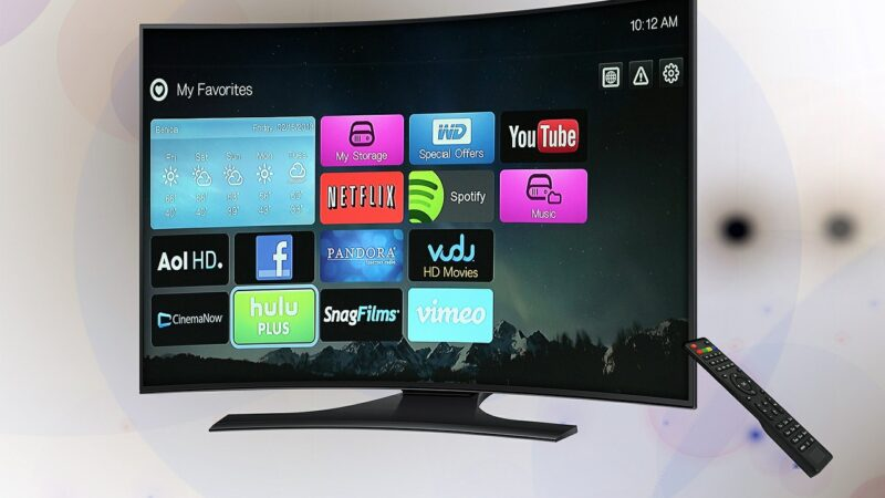LED Smart Android TV