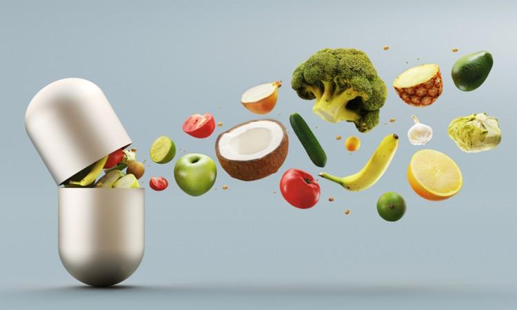 Organic Natural Supplement