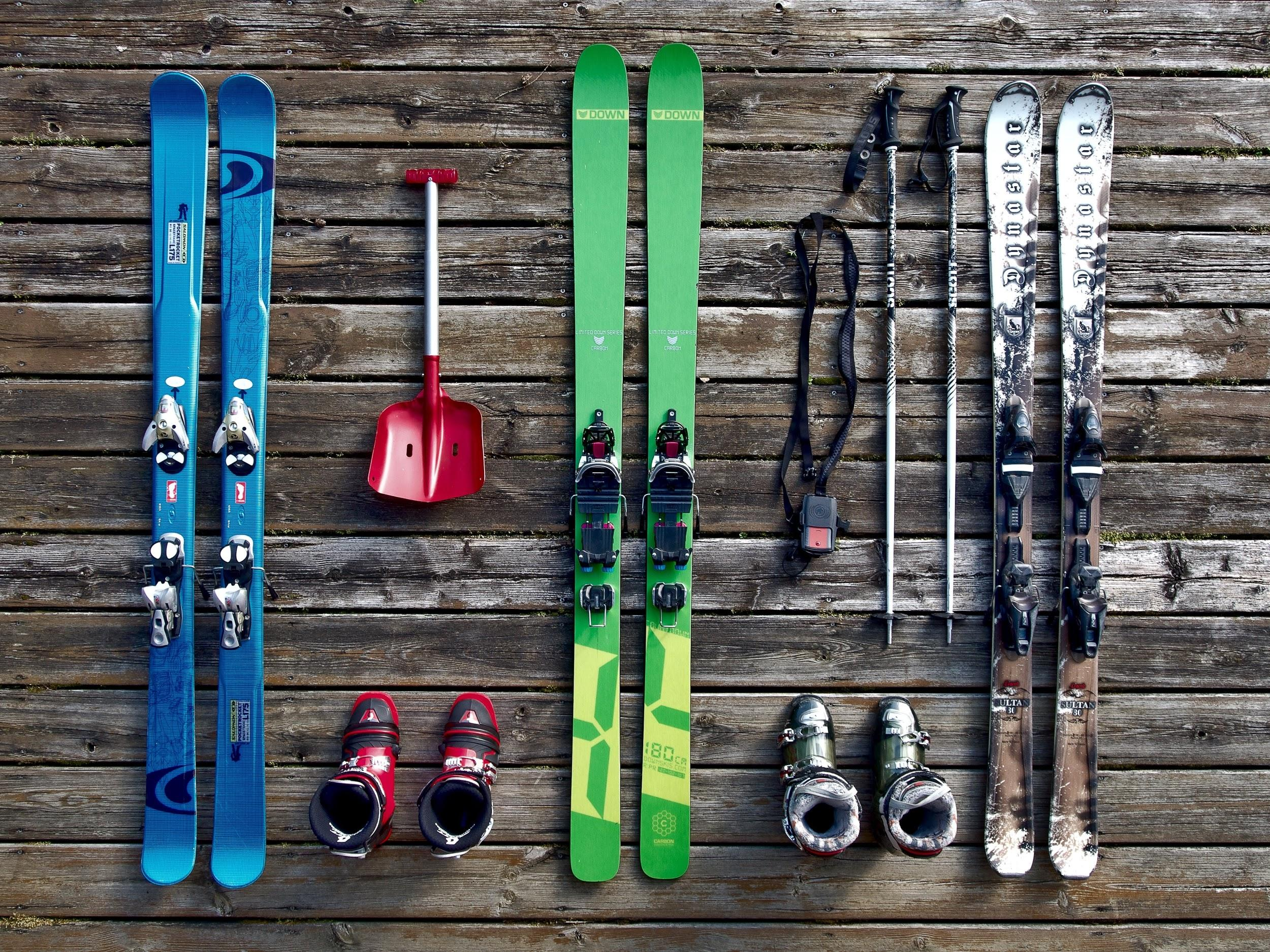 Excellent smart tech skiing devices to hit the slopes.