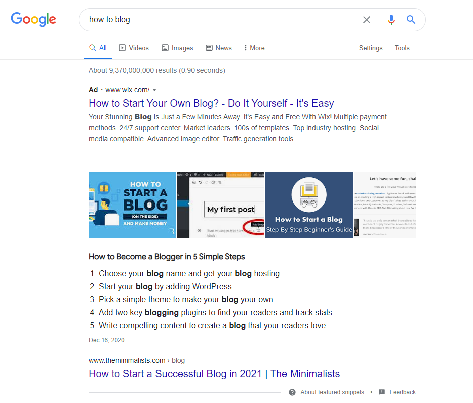 What Are Featured Snippets