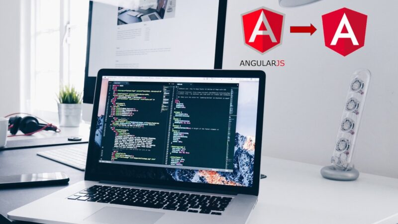 AngularJS to Angular Migration