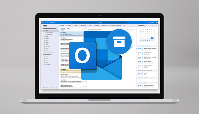 Outlook Archive PST