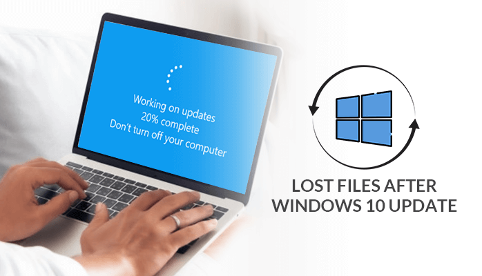 Recover Lost Files After Windows 10 Update