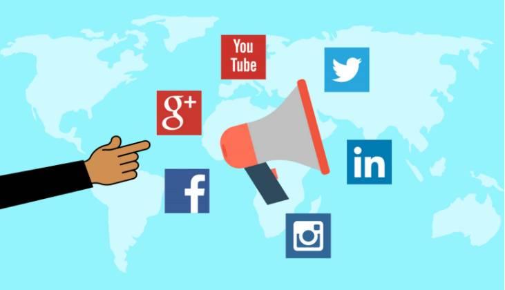 Social media webner