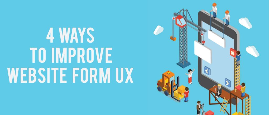 Website from UX are