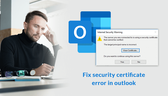 how-to-fix-security-certificate-error-in-outlook