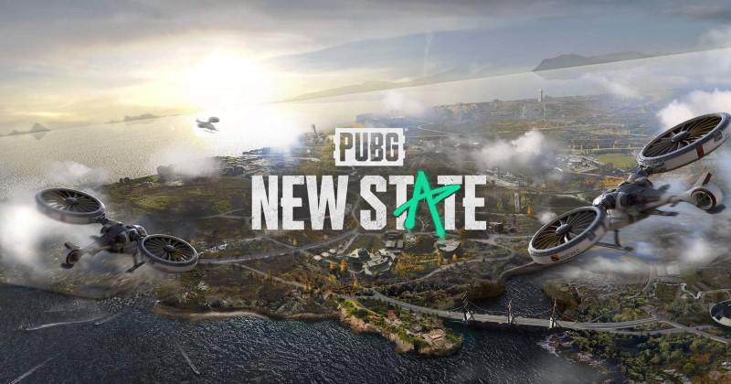 New state PUBG