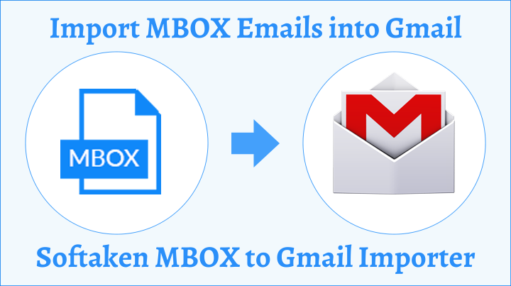 Import MBOX files into Gmail account