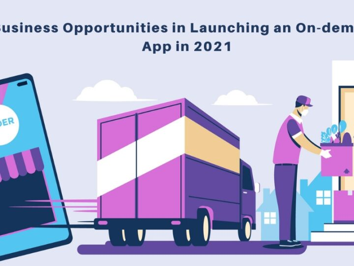 Launch on-demand app in 2021