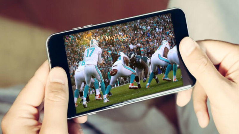 SPORTS ON ANDROID DEVICES