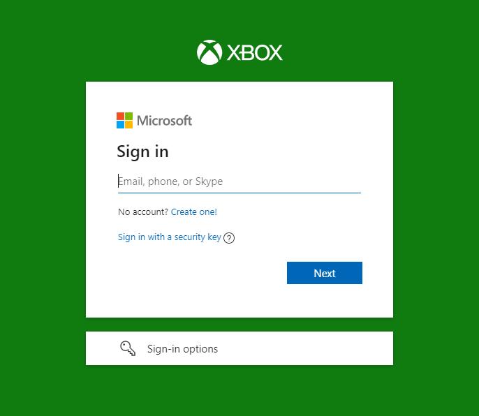 Xbox Gamertag Online