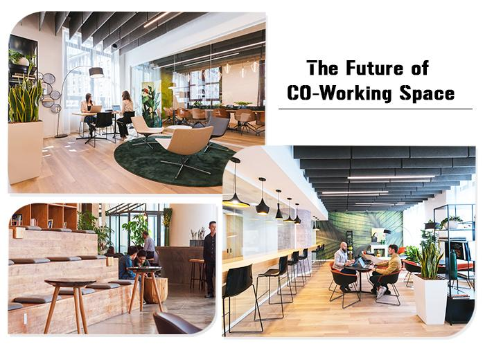 Future of Co-working Space