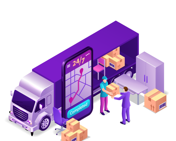Integrate a Delivery Scheduler to your Logistics Startup