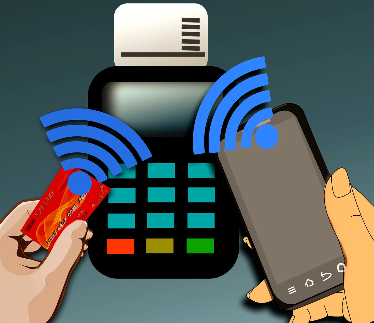 How NFC Technology Empowers the Current ID Verification Method?
