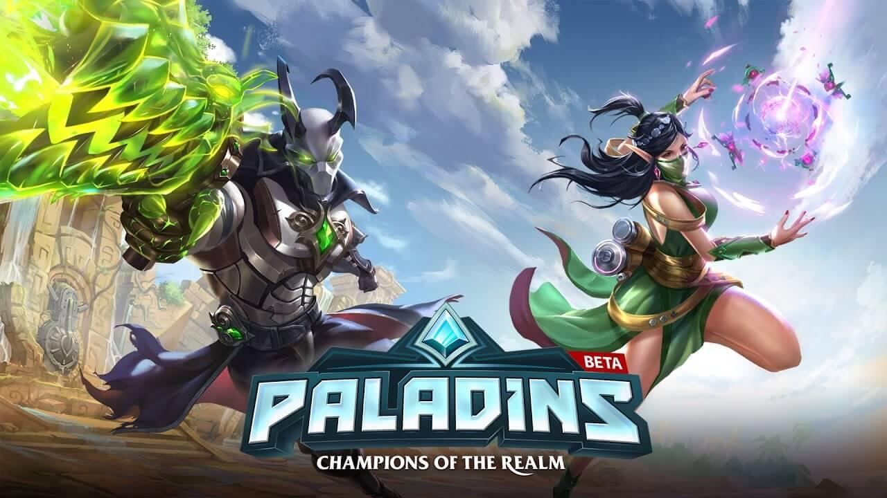 How to Become a Pro Paladins Player