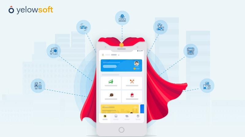 Top 5 successful Super App success stories