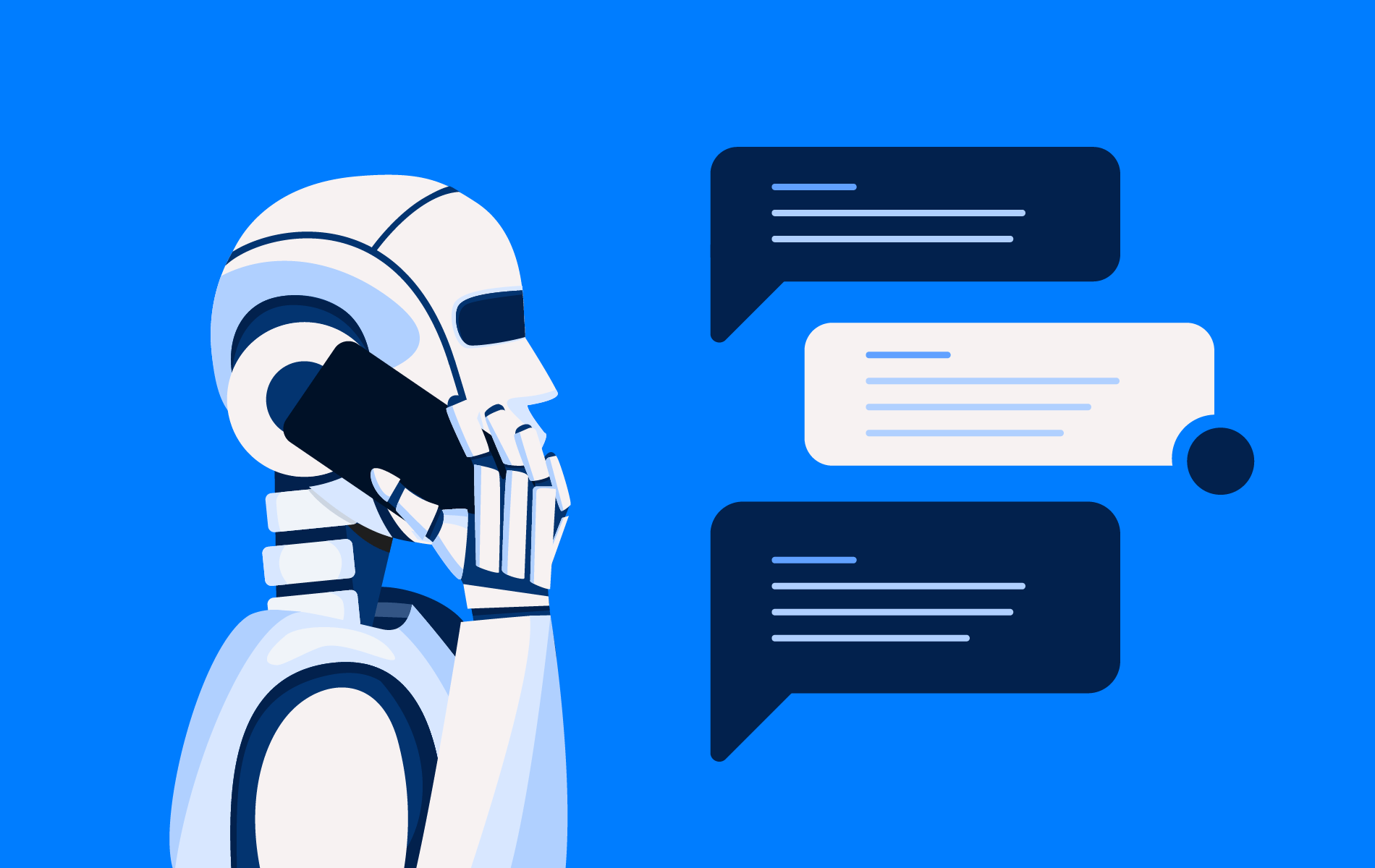 Chatbots. If Reasons Why Chatbots Are The Greatest Revolution of NLP in the Recent Years