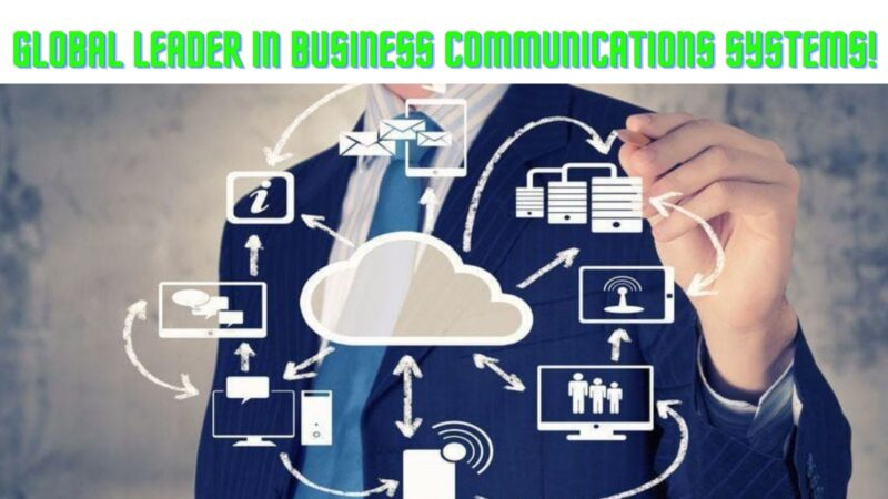 Avaya Aura: Global Leader In Business Communications Systems!