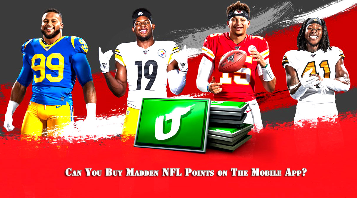 NFL Points And MUT Coins