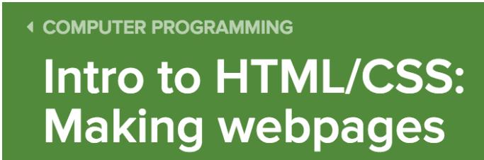 Web Designing at Ireland