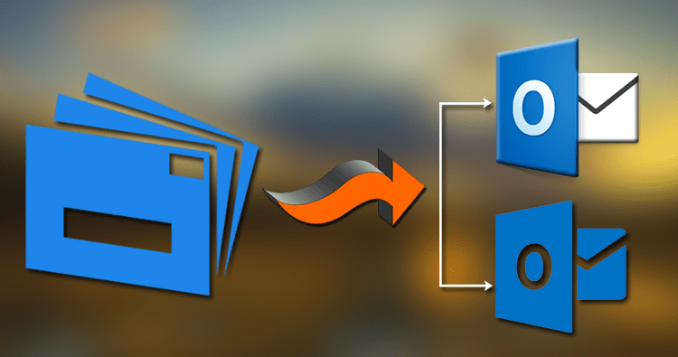 Windows Live Mail no Outlook