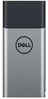 2. Dell Hybrid Adapter + Power Bank