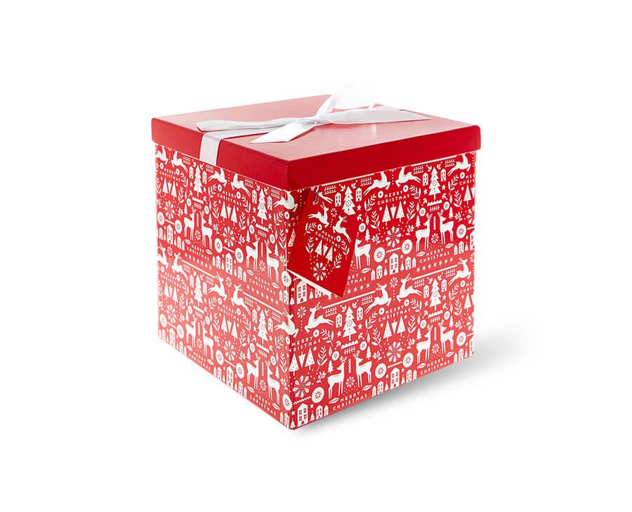 4 Ingenious Ways to Make Gorgeous Custom Christmas Boxes
