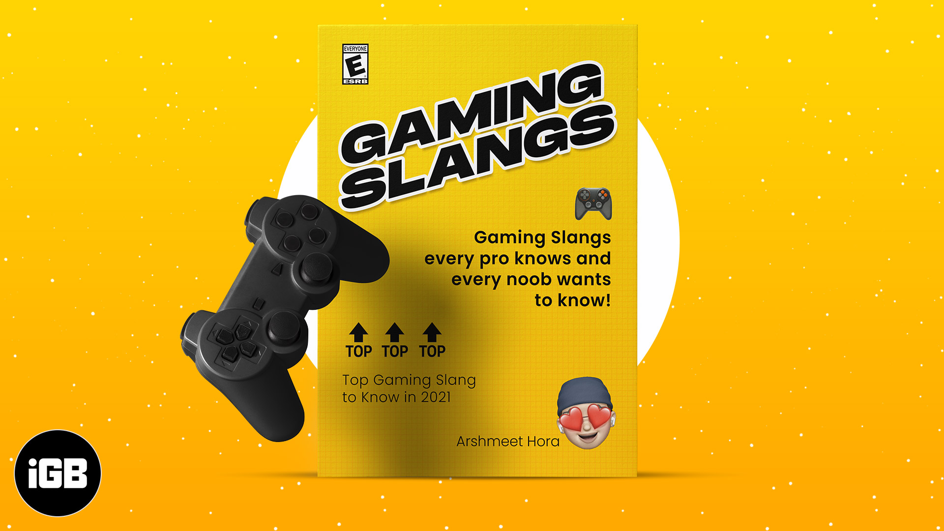 Gaming Slangs every pro knows, and every noob wants to know!