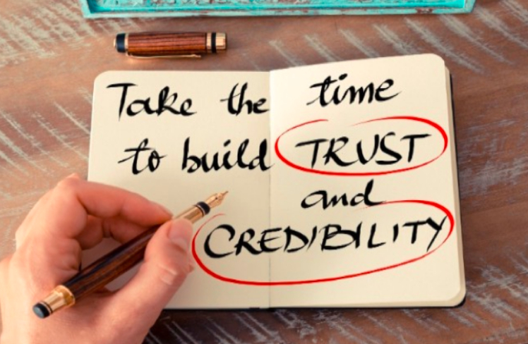Increase Trust and Credibility