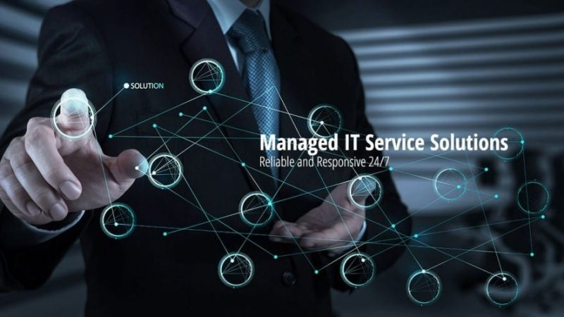 What Are the Benefits of Hiring a Managed IT Services Company?
