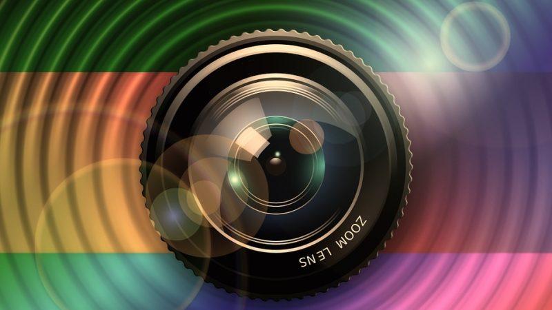 How do you turn a camera into a night vision camera?