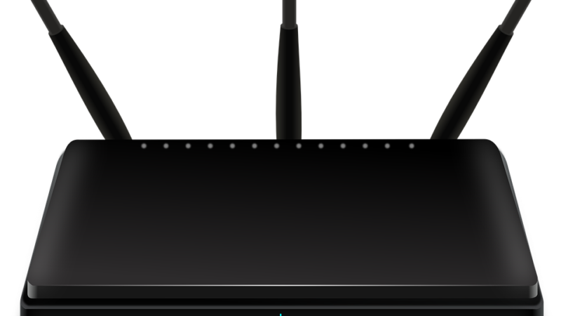 Six quick and easy ways to boost your router's performance: