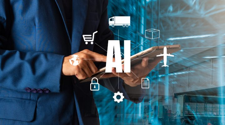 Impact of Artificial Intelligence in Supply Chains