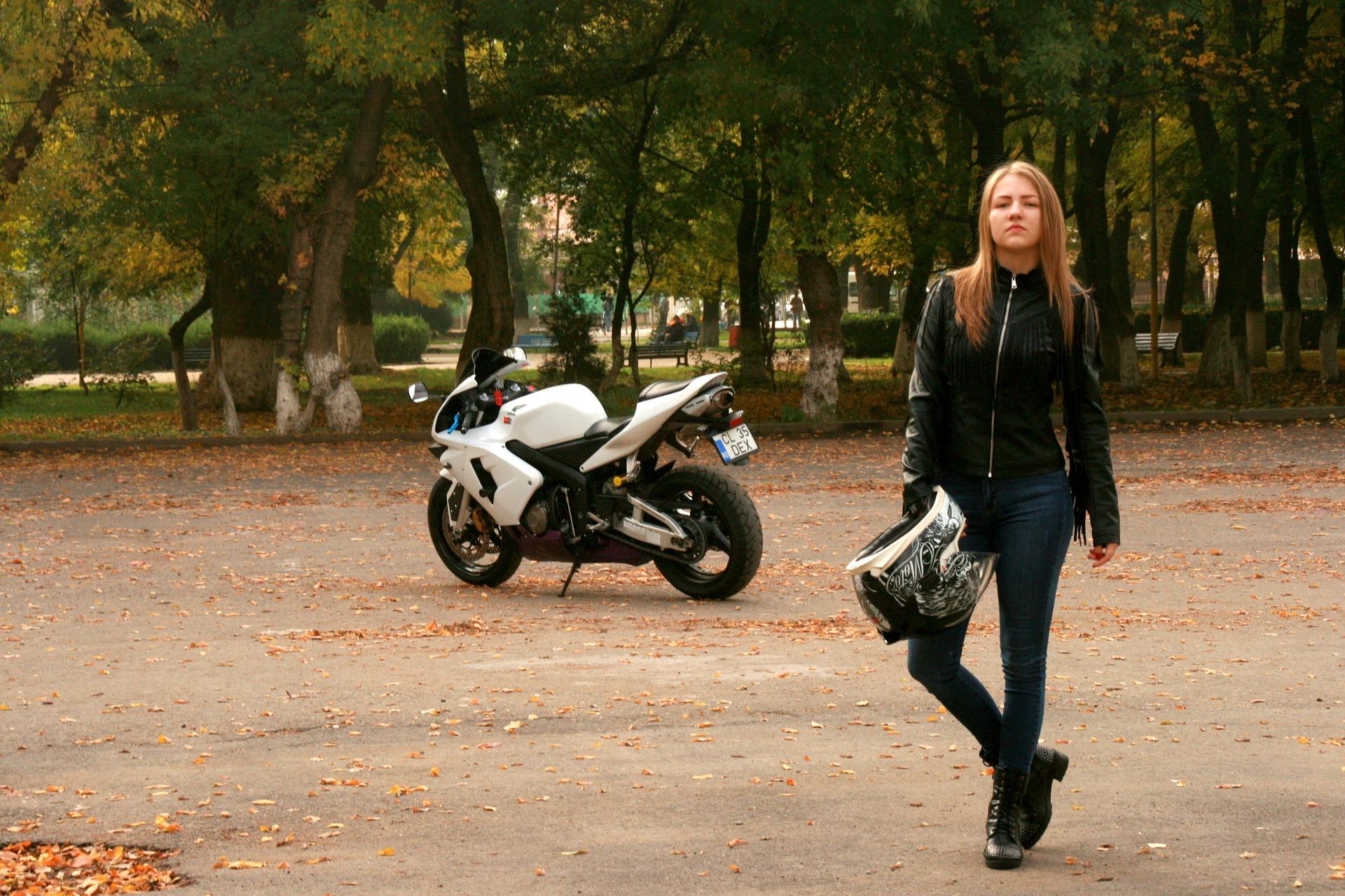 Bluetooth Motorcycle helmet