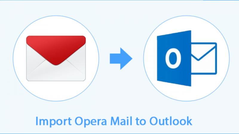 Comment exporter immédiatement Opera Mail vers Outlook PST