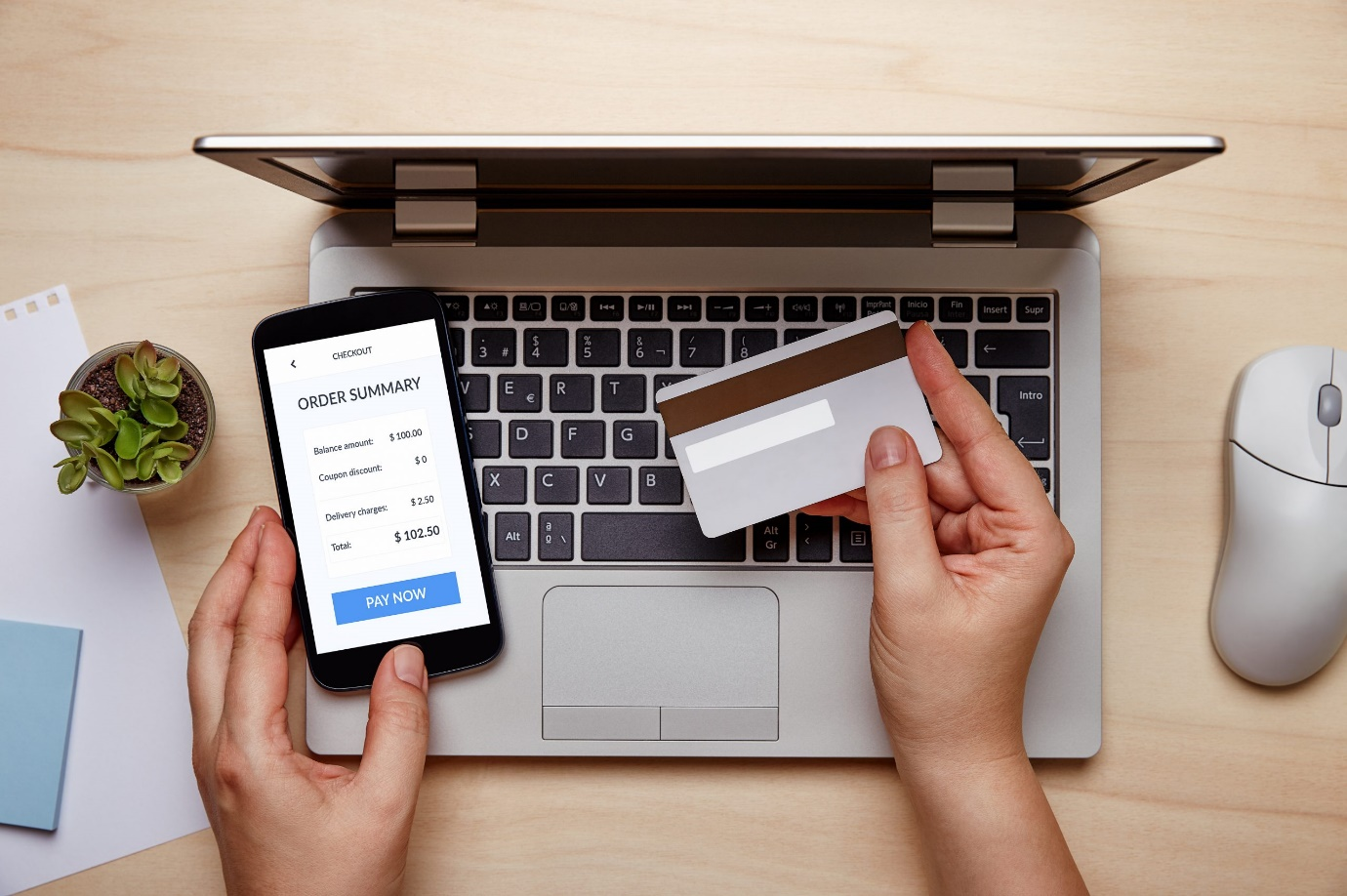 Tips to Stay Safe when Processing Payments online