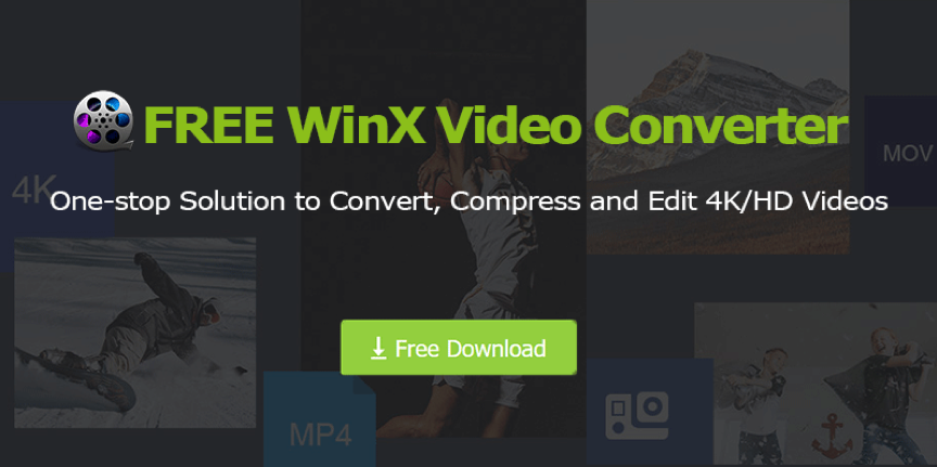How to Convert MKV to MP4 Quickly with WinX Video Converter (No Quality Loss)