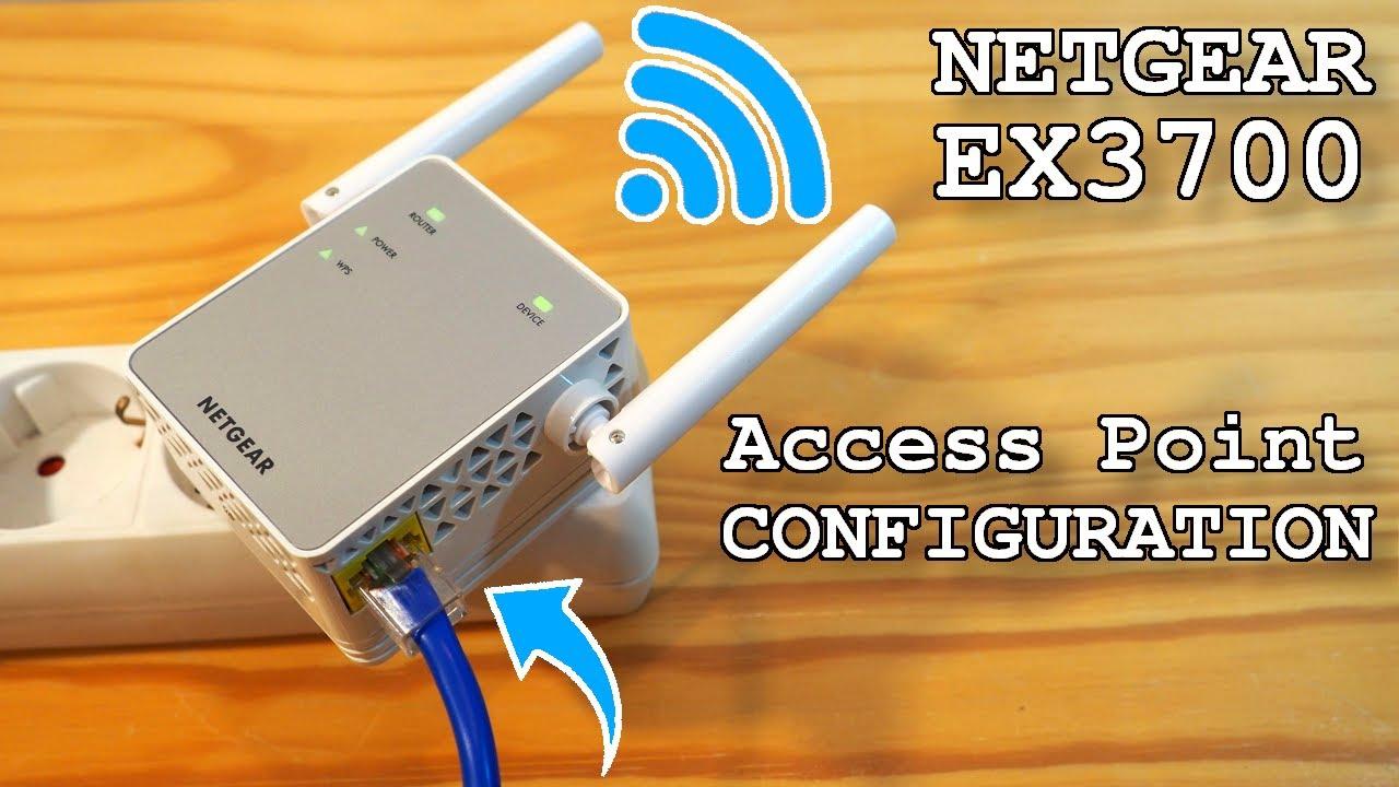 Fix Netgear EX3700
