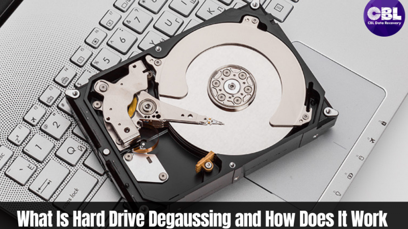 What Is Hard Drive Degaussing and How Does It Work?
